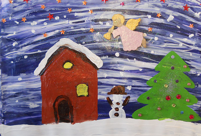 Frohe Weihnachten - janz-besondere-hilfe e.V.